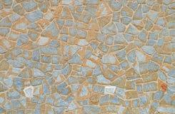 vägg för sten för bakgrundsfärggrunge royaltyfri fotografi