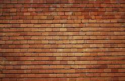 vägg för tappning för textur för bakgrundstegelstenyttersida Arkivbilder