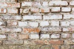 vägg för textur för bakgrundstegelsten gammal Abstrakt textur för formgivare Arkivbilder