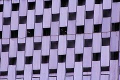 Vägg för varuhusbyggnad Arkivbilder