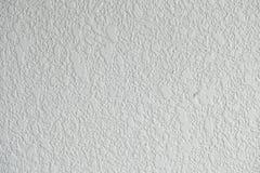Vägg för vitt cement Royaltyfria Foton