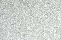 Vägg för vitt cement Arkivbilder