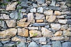 Vägg från stenar Royaltyfri Foto