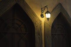 Vägg-ljus Royaltyfria Foton