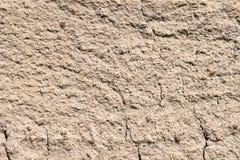 Vägg med murbrukbakgrundstextur Royaltyfri Bild