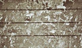 Vägg med smutsig yttersida Arkivbilder