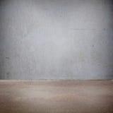 Vägg och golv Arkivbild