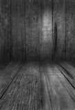 vägg- och golvträ Arkivbild