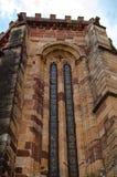 Vägg på slotten av Silves Royaltyfria Foton