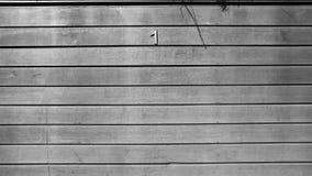 vägg ridit ut trä Arkivfoto
