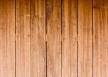 Väggar som göras av naturligt trä royaltyfria foton
