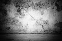 Väggarna en mörk bakgrund Arkivfoton