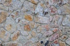Väggbakgrund och textur för sten sömlös detaljerad verklig sten för bakgrund mycket Royaltyfria Bilder
