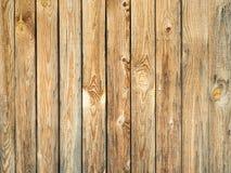 Väggen av huset från sörjer träbräden Fotografering för Bildbyråer