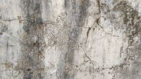 Väggklassiker av cement royaltyfri fotografi