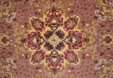 väggmatta, persisk matta, mönstrad matta Royaltyfria Foton