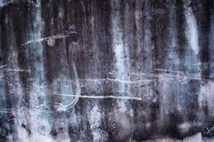 Väggtextur, rost och smutsig bakgrund Arkivfoton