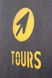 vägmärke Royaltyfri Foto