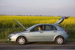 vägproblem Royaltyfri Foto