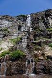 vägrenvattenfall Royaltyfri Foto