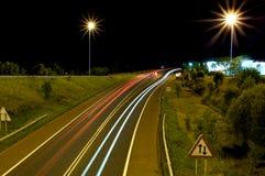 vägtrafik Royaltyfria Foton