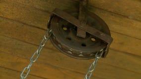 Väl ut-av-dörrar i bygden lager videofilmer