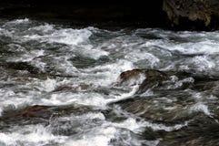 Väldig flod Royaltyfria Bilder