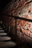 väldiga trappuppgångar Royaltyfria Foton
