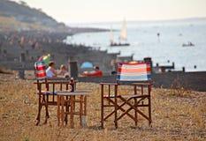 Välkomnande till stranden! Royaltyfria Bilder