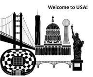 Välkomnande till USA