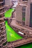 Vända flodgräsplanen på St klappar royaltyfri foto
