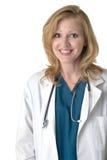 vänlig läkare Royaltyfri Fotografi