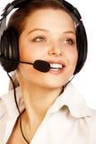 vänlig serviceservice Royaltyfri Fotografi