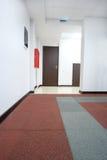 vänta för lokal för bild för korridor 3d inre Arkivfoton