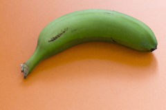 vänta för tid för banankunder grönt Royaltyfria Bilder