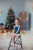 Väntande på jul Royaltyfri Bild