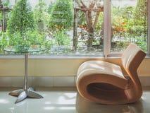Väntande stol arkivfoton