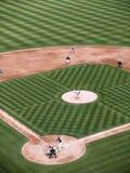 vänte för pitch för baseballsmetmlb fotografering för bildbyråer