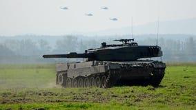 Väpnade konflikten royaltyfri fotografi