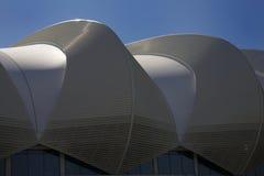 värld 2010 för stadion för fotboll för elizabeth port s Fotografering för Bildbyråer