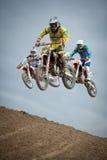 värld 2011 för senkvice för mästerskapfim-motocross mx3 Arkivfoton