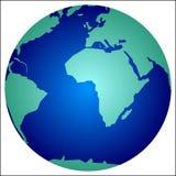 värld royaltyfri bild