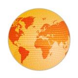 värld royaltyfri illustrationer