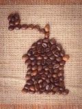 Värld av kaffe Royaltyfri Bild