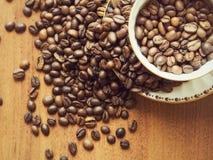 Värld av kaffe Royaltyfri Foto