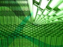 värld för digital rengöringsduk för affär bred Arkivbild