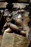 värld för lokal för arvindia khajuraho Arkivbild