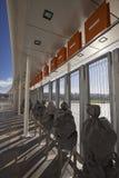 värld för stadion för koppmabhidamoses fotboll Royaltyfri Fotografi