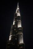 värld för uae för torn för burjdubai khalifa mest högväxt Royaltyfri Fotografi