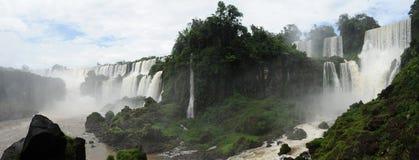 värld för vattenfall för arviguazuunesco Royaltyfria Foton